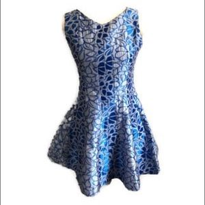 European Station StyleWe mini dress